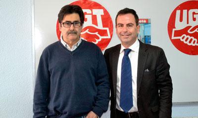 PSOE y UGT coinciden en la necesidad de planes de empleo y ayudas para parados y empresas