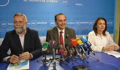 Ana Santamaría será la jefa y portavoz de la campaña electoral del PP talaverano