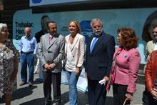 Ramos creará la Gerencia Local de Inversiones para atraer multinacionales y grandes empresas a Talavera