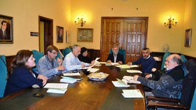 """Ramos destaca el trabajo """"intenso"""" que desarrolla la Comisión Pro Mondas para """"innovar y engrandecer"""" esta Fiesta de Interés Turístico Nacional"""
