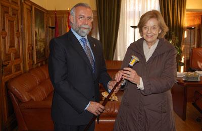 Martha Rolandelli deja la presidencia de Cáritas Talavera tras nueve años al frente