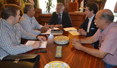Los Regantes del Alberche piden la modernización del regadío para el sector primario