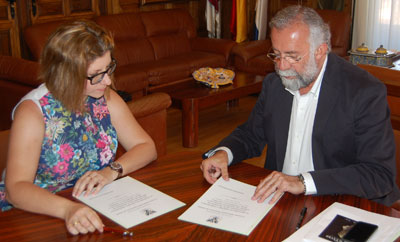 La Diputación de Toledo colabora en el desarrollo del Proyecto 'Engloba 2' de la Asociación T.E.A. Talavera