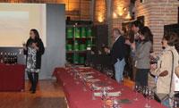 Ochenta asistentes a las Jornadas Enológicas en el Museo Etnográfico