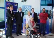 El alcalde de Talavera muestra una vez más su apoyo incondicional a la OID
