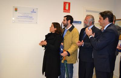 Ramos inaugura el nuevo centro de salud de Patrocinio 'Gonzalo Lago'