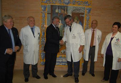 Ramos considera una posibilidad 'lógica' que el Hospital de Talavera sea Universitario
