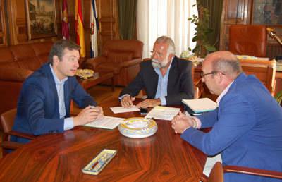 Talavera solicita al EOI más recursos para incrementar las acciones de formación y empleo