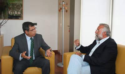 Ramos pide la colaboración de la Junta para realizar un plan estratégico de Talavera para los próximos 20 años