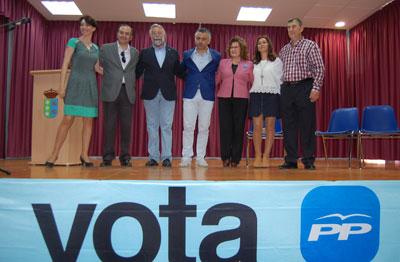 Mariano Rajoy participará en el mitin que ofrecerá el Partido Popular este martes en Talavera Ferial a las 18.30 h