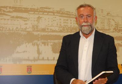 Ramos será elegido como nuevo alcalde de Talavera en torno al día 1 de septiembre