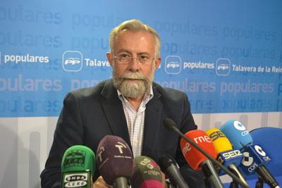 Ramos asegura que siguen esperando una explicación política de Gutiérrez para los ciudadanos