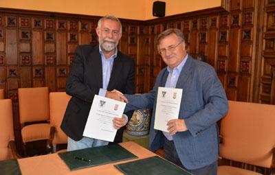 La Diputación de Toledo y el Ayuntamiento de Talavera colaboran en el desarrollo de actividades de educación ambiental