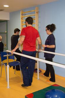 Cocemfe supera las 3.000 sesiones de rehabilitación individual en 2014