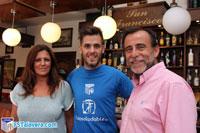 Fonsi seguirá una temporada más vistiendo los colores del Soliss FS Talavera