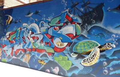 Talavera, Ciudad del Grafiti