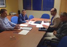 Ciudadanos busca mejorar la situación económica y empresarial de la ciudad junto a FEDETO