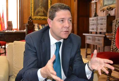 Page se reunirá con el presidente Rajoy para abordar asuntos de importancia para Castilla-La Mancha