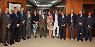 Respaldo unánime del Patronato de la Fundación Caja Rural Castilla-La Mancha a la gestión de 2014