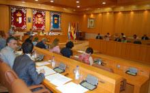 El nuevo alcalde mantendrá reuniones con los portavoces del Gobierno, PSOE e IU