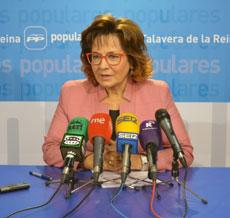 Riolobos anuncia que el PP pedirá en las Cortes una Unidad de Hemodiálisis para Talavera