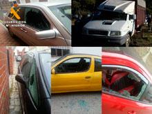 La Guardia Civil detiene a una persona por 20 delitos de robo en coches cometidos en su mayoría en la localidad de Yuncler