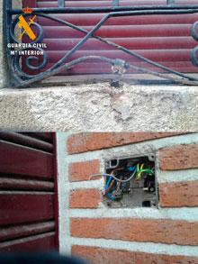 La Guardia Civil impide dos robos en un mismo negocio de la localidad de Lagartera gracias a la colaboración ciudadana