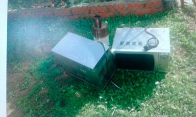 Cinco detenidos por delito de robo en el campamento del Piélago de Navamorcuende, uno de ellos reincidente