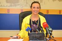 La portavoz municipal desea �xito al nuevo delegado de la Junta y pide que ponga a Talavera en un lugar �preferente�