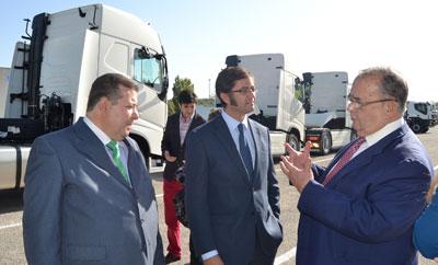 Romaní destaca el aumento del 26 por ciento en la matriculación de vehículos industriales en Castilla-La Mancha como reflejo de mayor actividad económica