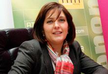 Rosario Moreno-Opo, presienta de ATA CLM: 'los últimos indicadores nos ofrecen datos positivos'
