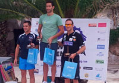 Rubén Gutiérrez, pódium absoluto con neopreno en los 10Km de Menorca