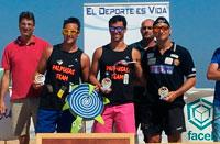Rubén Gutiérrez, subcampeón absoluto en Valdelagrana
