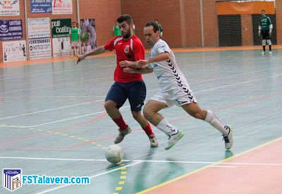 El Soliss FS Talavera recupera sensaciones a costa de San Clemente