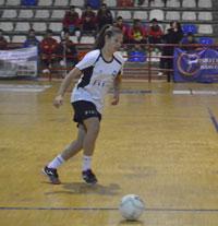 La gamonina Sara Rubio es convocada para la Selección Nacional Femenina Sub'17
