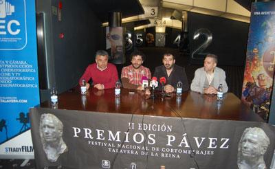 Los Premios Pávez de Cortometrajes dan el salto al escenario regional y nacional