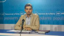 """Serrano: """"Talavera no puede permitirse que Page malogre la herencia responsable de Cospedal en crecimiento y empleo"""""""