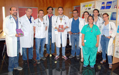 El servicio de Medicina Interna del Hospital de Talavera de la Reina recopila las mejores experiencias de la especialidad