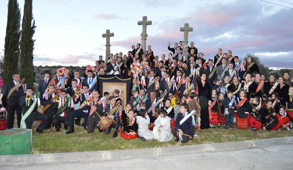 La Soldadesca, protagonista indiscutible para celebrar a Don Carnal en Gamonal