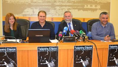 Always Elvis y el Ayuntamiento unen fuerzas para celebrar en mayo el ciclo 'Talavera Clásica'