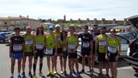 El Talavera Training presente en Madrid y Ávila este fin de semana
