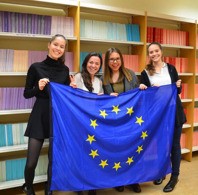 Una talaverana en la European Law Moot Court
