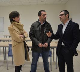 Taller de empleo tecnológico en Torrijos