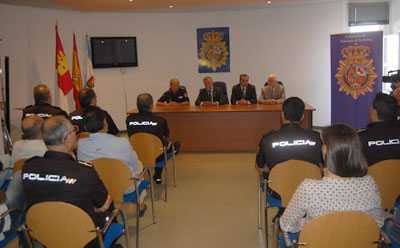 La Comisaría de Talavera, con la tasa más baja de criminalidad de la región