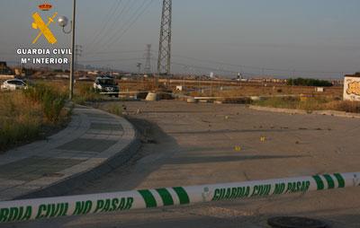 La Guardia Civil imputa a una persona un delito de tenencia de explosivos y otro de lesiones en Illescas