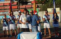 Roberto Menéndez revalida su título de campeón en el Open 'Virgen del Prado'