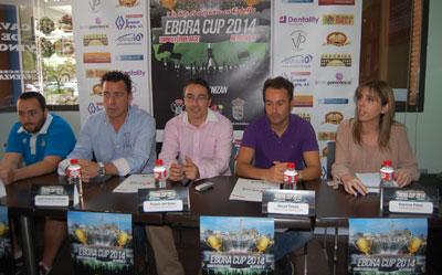 La Eboracup se reinventa en su tercera edición con un torneo de fútbol 8 en Cebolla
