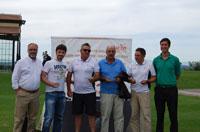 La Fundación Real Madrid celebra un torneo solidario en Palomarejos Golf