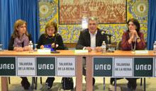 García-Trevijano acercó en la UNED el servicio de mediación en los Juzgados