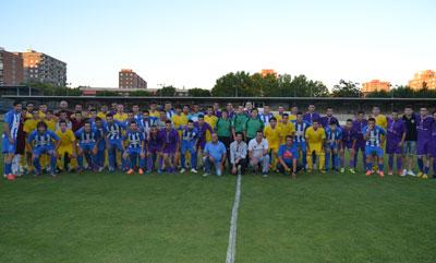 El CF Talavera, campeón del I Trofeo 'Ciudad de la Cerámica'